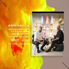 FAYER RADIO SHOW 007 - Armonica - PURE IBIZA RADIO EXCLUSIVE SET