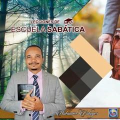 Escuela Sabática - 01 De Octubre Del 2021