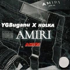 YGBuganu x HOLKA - AMIRI