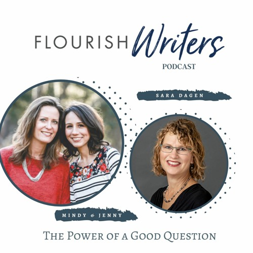 {Ep.15} Sara Dagen: The Power of a Good Question