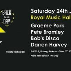 Darren Harvey BITD  Freedom Party July 24th 2021