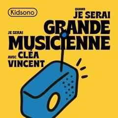 Clea Vincent x Kidsono