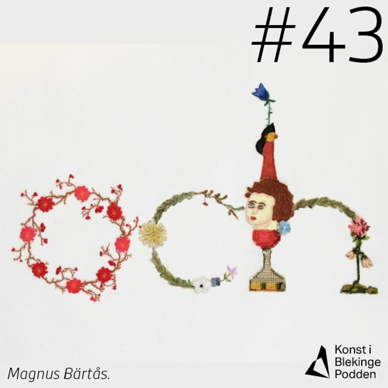 #43 Magnus Bärtås
