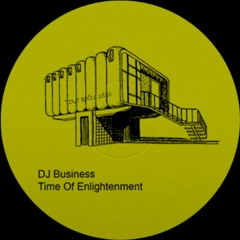 Dj Business - Time of Enlightenment