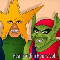 Real Riddim Hours Vol. 1 Artwork