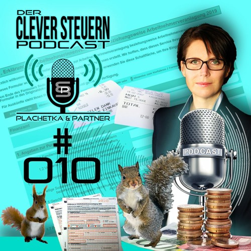 CLEVER STEUERN PODCAST - Episode 010