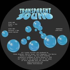 [TRANS008 Re-Issue] Transparent Sound- Night & Day