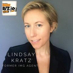 Lindsay Kratz - Former IMG Agent: Music Biz 101 & More Podcast