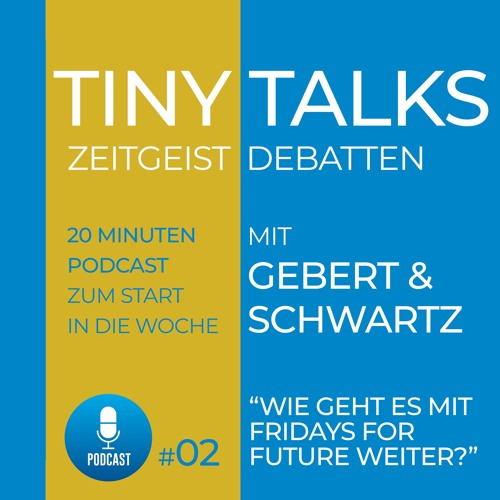 Turtlezone Tiny Talks - Wie geht es mit Fridays for Future weiter?