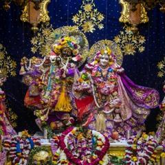 Vishaka Devi Dasi At Prem Kirtan Mela Rohini 7.12.19