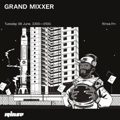 GRANDMIXXER - 08 June 2021