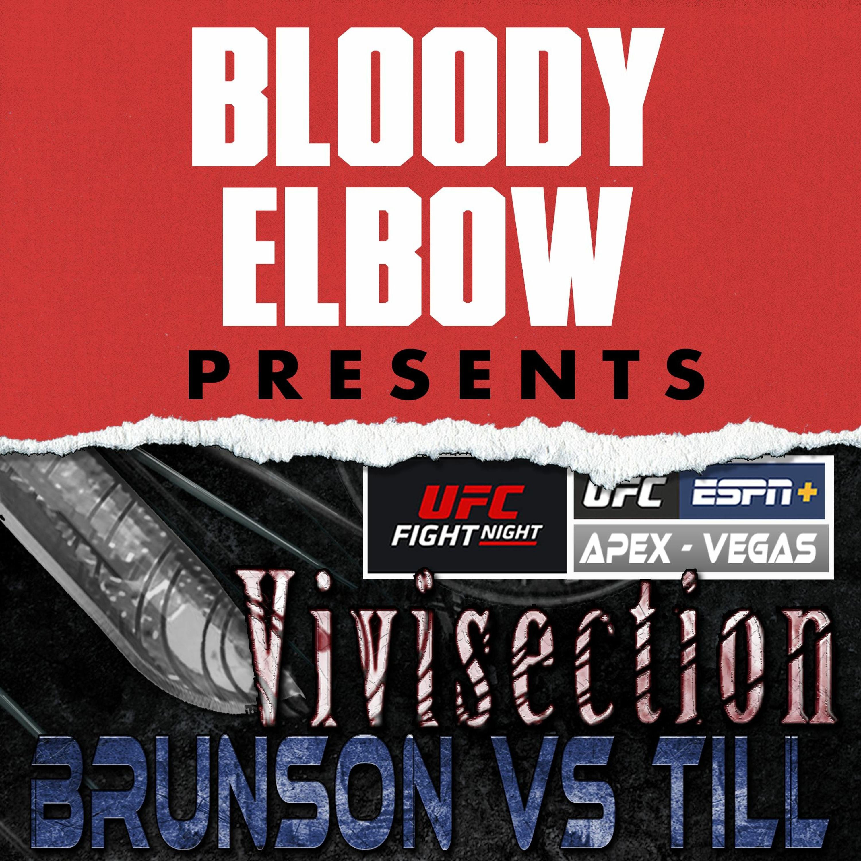 UFC VEGAS 36: BRUNSON VS TILL, Picks, Odds, & Analysis   The MMA Vivisection