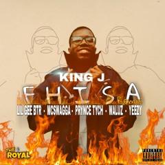 Fhisa ft. Lil Gee BTR, McSwagga, Prynce Tych, Waluz & Yeezy(Remix)