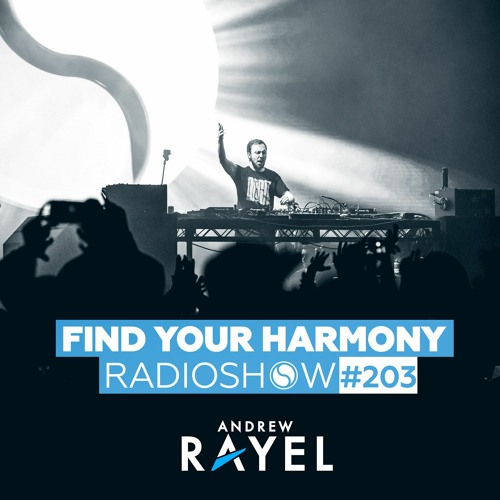 Find Your Harmony Radio #203 (incl. Alan Morris Guestmix) Image