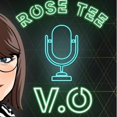 RoseTeeVO - Technical Speaking