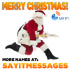 Merry Christmas Christian