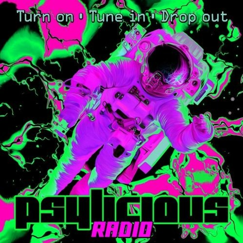 Kid Kosmik @ Psylicious Radio 13/08/2021