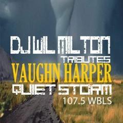 """Wil Milton Tributes Vaughn Harper """"Quiet Storm"""" & 107.5 WBLS FM Part 1"""