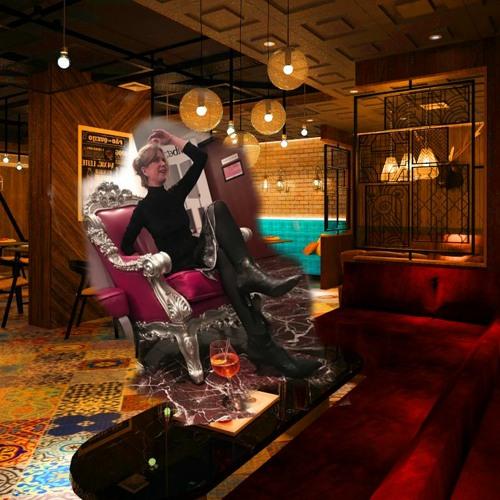 Masha Dabelka - Velvet Lounge
