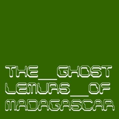 Ghost Lemurs of Madagascar
