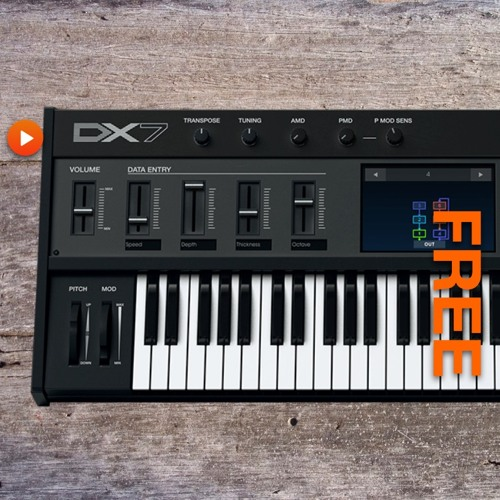 Arturia DX7V | 5 Custom Patches Best Of [Bank 1] | FREE