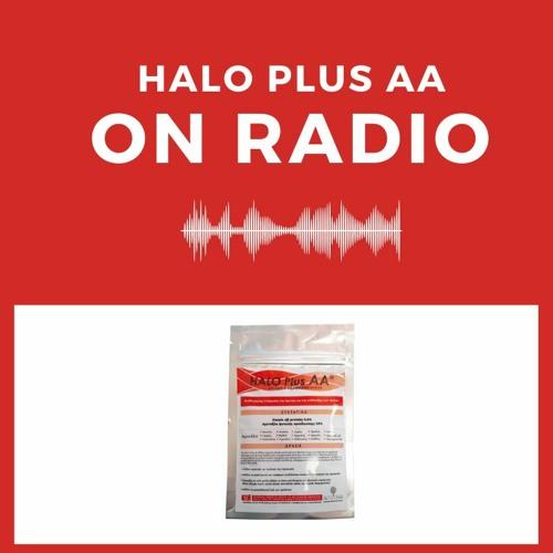 HaloPlus AA - Radio Spot July 2020