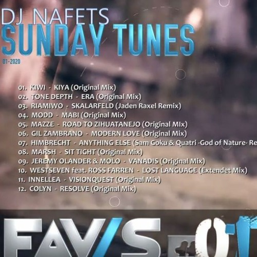 FAV/S #017 - Sunday Tunes by Nafets (powered by #KlangimPuls)