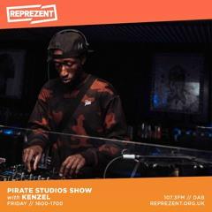 Pirate Studios w/ kenzel - Reprezent Radio 107.3 FM [18/09/2020]