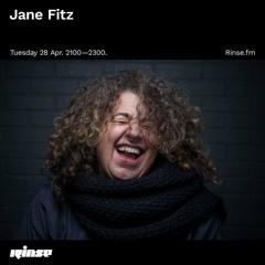 Jane Fitz - 28 April 2020