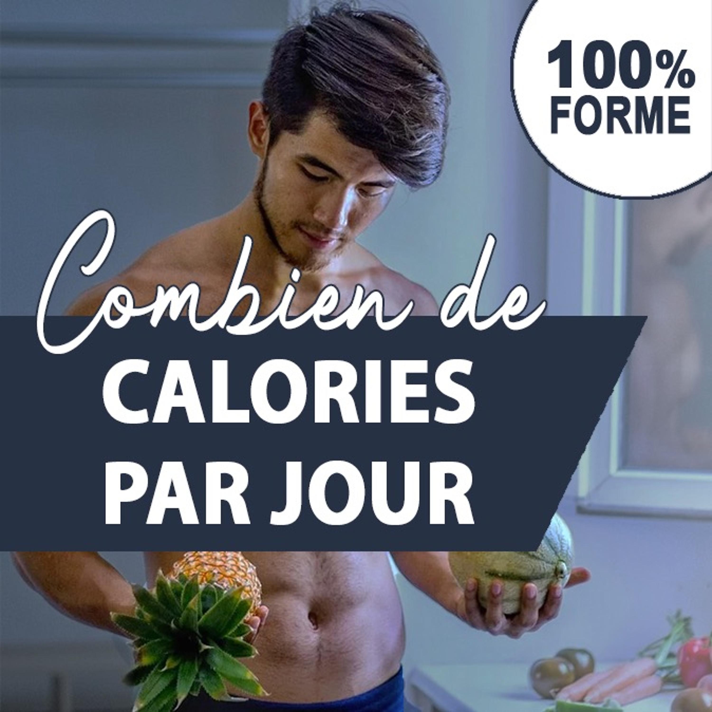 Combien de calories par jour (le meilleur ratio)