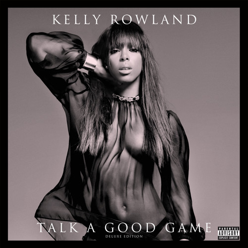 Kelly Rowland-kisses down low