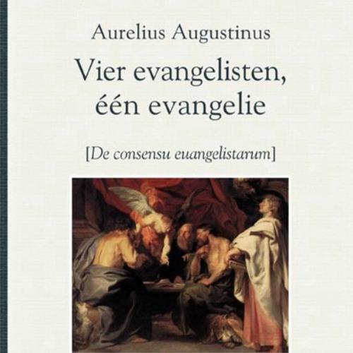 Joost van Neer Augustinus 4 evangelisten, 1 evangelie