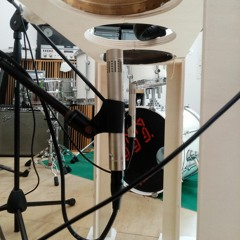 Impro for drums and live electronics