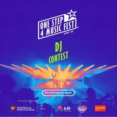 One Step 4 Music Fest Dj Contest Set 2021 - 2022 By Andrew Padlock