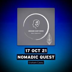 17 Oct 21 Nomadic Quest