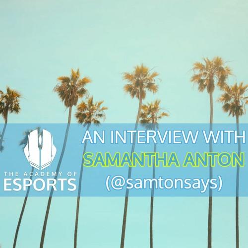 An Interview with Samantha Anton (@samtonsays)