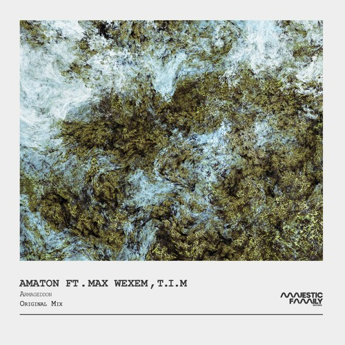 Free Download: Amaton feat. T.I.M, Max Wexem - Armageddon