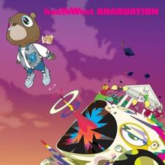 Kanye West I Wonder/Good Life/Can't Tell Me Nothing Graduation Mix