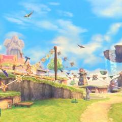 The Legend of Zelda: Skyward Sword - Skyloft (The Remix Song Thingy)