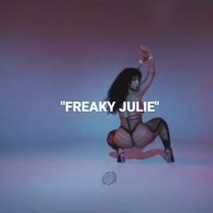 FREAKY JULIE