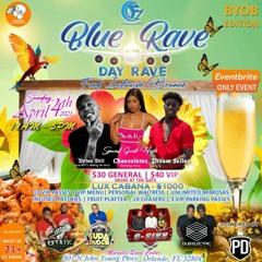 BLUE RAVE-DAY RAVE PARTY-ORLANDO FLORIDA-4-4-2021