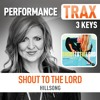 Shout to the Lord (Low Key Trax Without Background Vocals) [feat. Darlene Zschech]