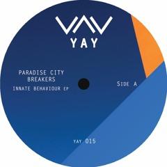 Paradise City Breakers - Innate Behaviour EP