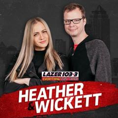 Heather & Wickett - Karen is out.