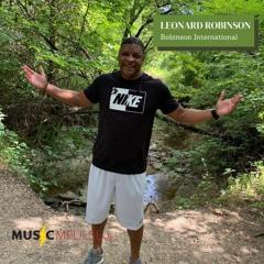 Music Mpulse: Leonard Robinson