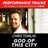 God Of This City (Performance Track In Key Of D Without Background Vocals; Med. Instrumental Track)