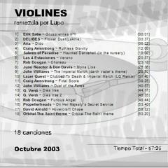Violines Remix
