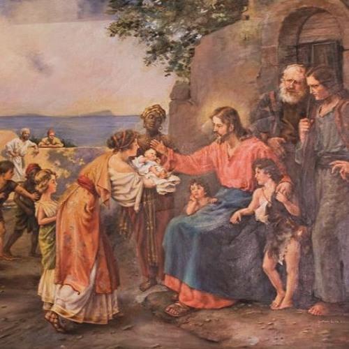 5. Ostersonntag - Unsere Vereinigung mit Christus - Audio-Betrachtung