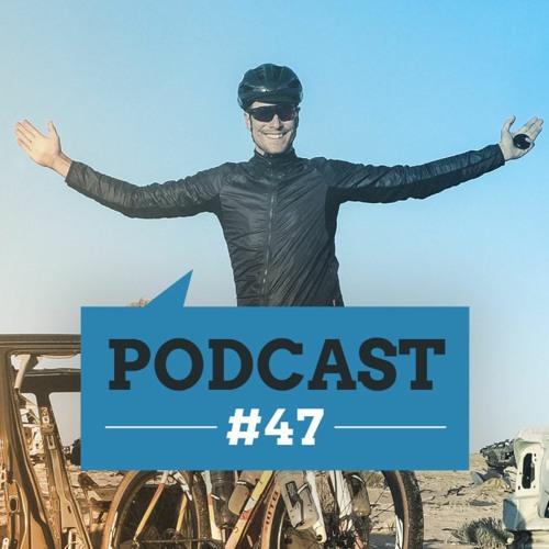 #47 – Podcast: 3.100 Kilometer auf dem Rad durch West-Afrika