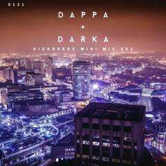 DJ Dappa & Darka MC - The HIGHGRADE Mini Mix 2021